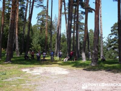 Ruta senderismo Peñalara - Parque Natural de Peñalara; calidad en el senderismo